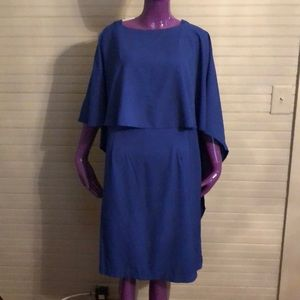 New Eloquii Blue Dress